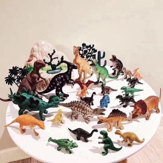 Bộ khủng long thời tiền sử 32 chi tiết