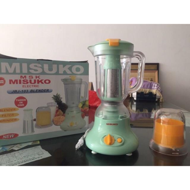 Máy xay sinh tố MIsuko dao sắc, khỏe, bền,