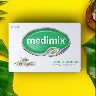 (2022) Đủ Loại Xà phòng Medimix Ấn Độ hỗ trợ giảm mụn thâm, viêm chân lông thumbnail