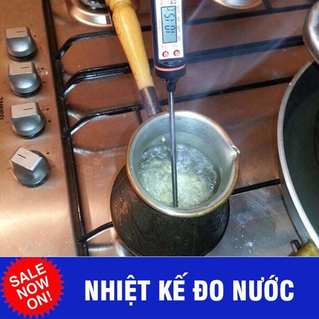 Đo nhiệt độ sữa và nước tắm cho Bé𝑭𝑹𝑬𝑬𝑺𝑯𝑰𝑷dụng cụ đo nhiệt độ nước