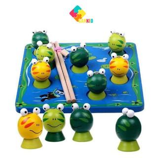 Câu ếch 2 cần