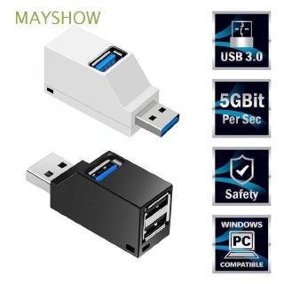 MAYSHOW Truyền dữ liệu tốc độ cao phổ quát Mini USB Hub Hub 3.0