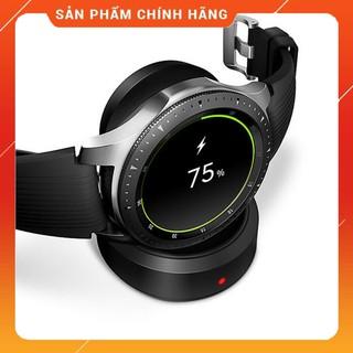 [FREESHIP] Đế Sạc Đồng Hồ Samsung Gear S3/ S4/ Galaxy Watch 42mm/ 46mm ✅Thiết Kế Đứng ✅Sạc Không Dây Chính Hãng