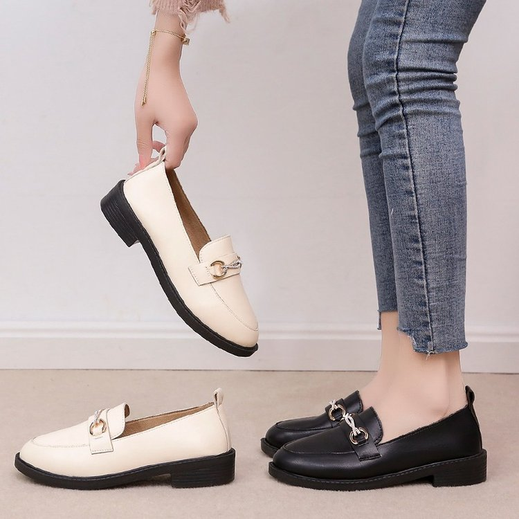 Giày Búp Bê Thiết Kế Thanh Lịch Cho Nữ