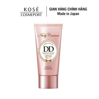 Kem Trang Điểm + Dưỡng Da Đa Năng Kosé Cosmeport Nudy Couture Mineral DD Cream SPF40 PA +++ 30g (002) thumbnail