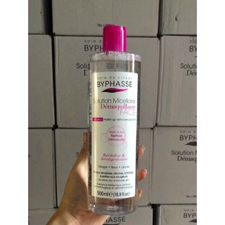 Nước tẩy trang ByPhase Solution Micellaire Face
