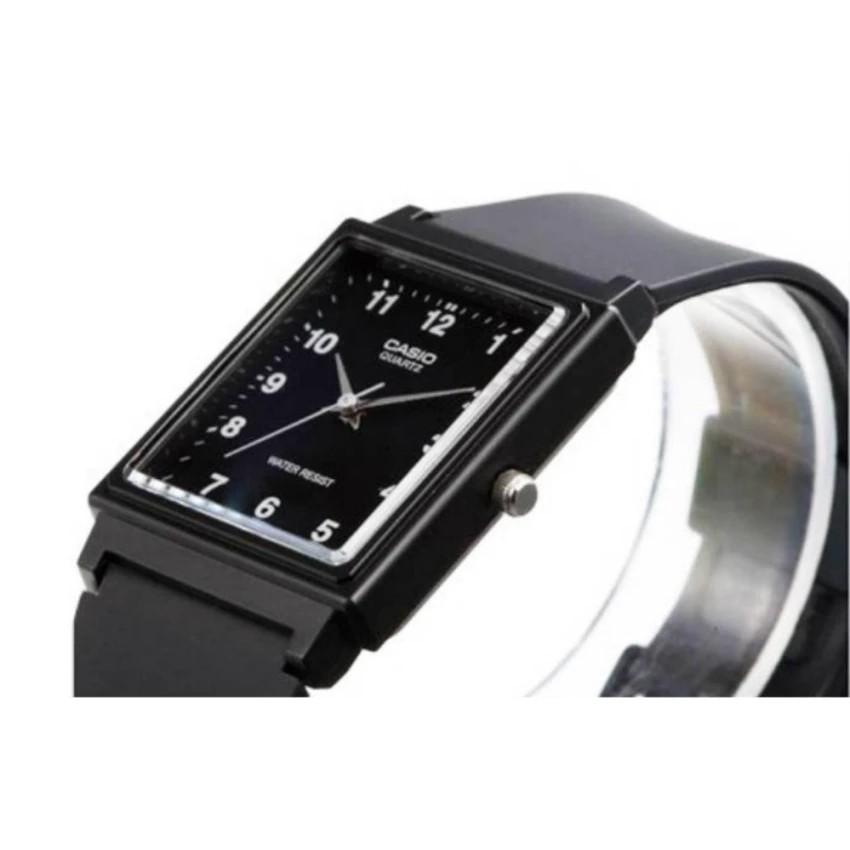 Đồng hồ nam dây nhựa Casio chính hãng Anh Khuê MQ-27-1BDF
