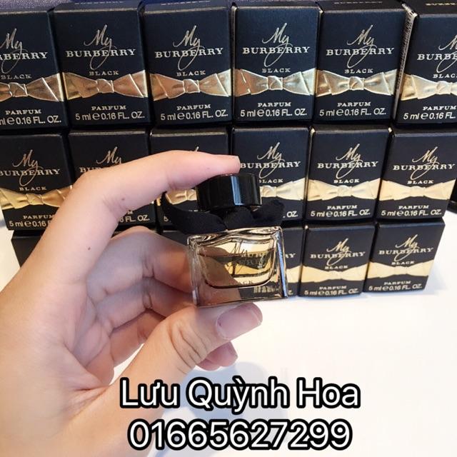 Nước hoa My burberry Black mini - 2653156 , 86257560 , 322_86257560 , 260000 , Nuoc-hoa-My-burberry-Black-mini-322_86257560 , shopee.vn , Nước hoa My burberry Black mini