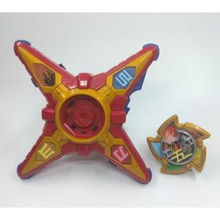 Dx Karakuri Hengen & Goton Shuriken – Shuriken Sentai Ninninger – Mô Hình Đồ Chơi Bandai