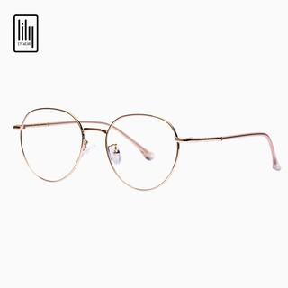"""Gọng kính cận nữ Lilyeyewear kim loại, mắt tròn, nhiều màu - Y2998 giá chỉ còn <strong class=""""price"""">11.900.000.000đ</strong>"""