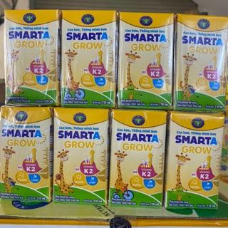 Thùng sữa công thức pha sẵn Nutricare Smart Grow ( 110ml 48 hộp) thumbnail