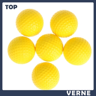 Bộ 6 Bóng Golf Bằng Da Pu Cho Người Mới Bắt Đầu thumbnail