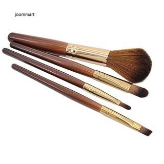 Set 4 cọ trang điểm chuyên nghiệp chất liệu lông mềm mại thumbnail