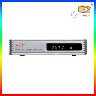 Hộp Nhận Tín Hiệu Vệ Tinh Kỹ Thuật Số Gtmedia V7Tt T2 + C 1080p