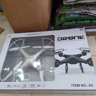 Flycam điều khiển từ xa drone item no x5.
