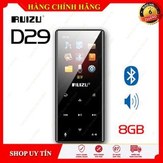 Máy nghe nhạc Lossless Bluetooth Ruizu D29 (tặng túi đựng)