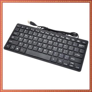 [Hàng Loại 1] Bàn phím máy tính Mini kết nối dây cổng USB thumbnail