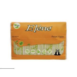 1 gói giấy ăn Elene than tre không tẩy hàng công ty [Đại lí Lĩnh Nam HN]