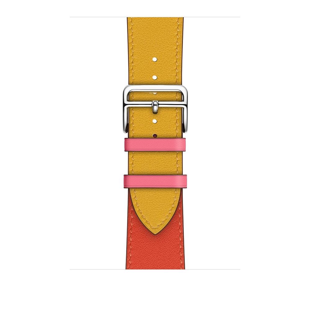 Dây đeo bằng da cho Garmin Forerunner 645 245 245M