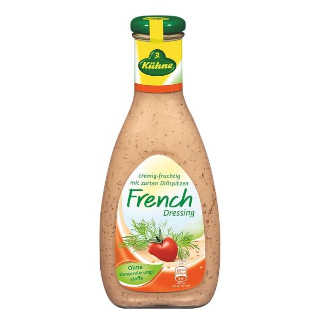 Sốt Trộn Salad Kiểu Pháp Kuehne (250ml)