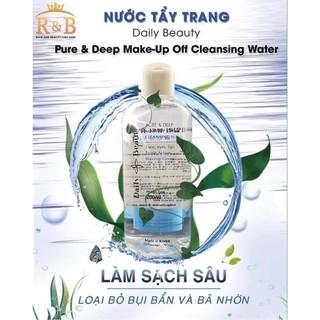 [Freeship] Nước Tẩy Trang_Daily Beauty Làm sạch, dịu nhẹ, sáng da thumbnail