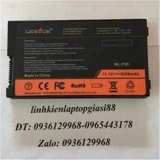 Pin Laptop Asus F80 X80 X82 X85S X61 thumbnail