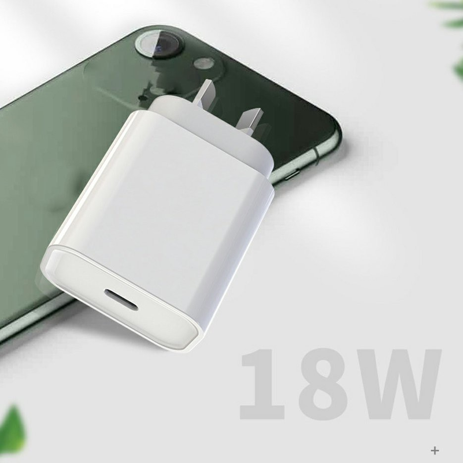 Củ Sạc Thông Minh 18w Cho Iphone 12