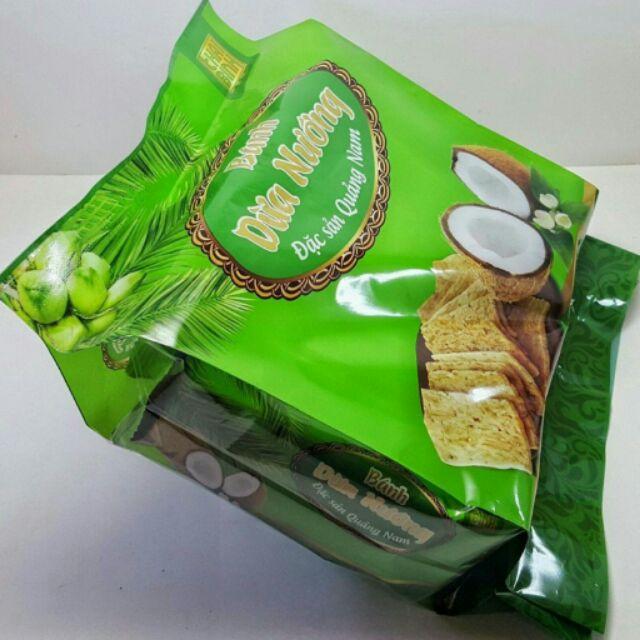 Bánh Dừa Nướng Quảng Nam gói 180g - 3137384 , 270154439 , 322_270154439 , 25900 , Banh-Dua-Nuong-Quang-Nam-goi-180g-322_270154439 , shopee.vn , Bánh Dừa Nướng Quảng Nam gói 180g