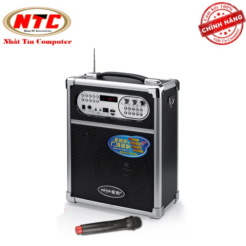 Loa Buetooth cao cấp kèm chức năng Karaoke NTC Q78BT - tặng kèm micro không dây (Đen bạc) - 2551707 , 417845253 , 322_417845253 , 980000 , Loa-Buetooth-cao-cap-kem-chuc-nang-Karaoke-NTC-Q78BT-tang-kem-micro-khong-day-Den-bac-322_417845253 , shopee.vn , Loa Buetooth cao cấp kèm chức năng Karaoke NTC Q78BT - tặng kèm micro không dây (Đen bạc)