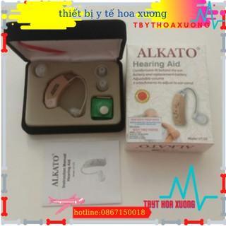 máy điếc,máy trợ thính Alkato đeo vành tai nhỏ gọn Model VT125 trợ thính cho người già thumbnail