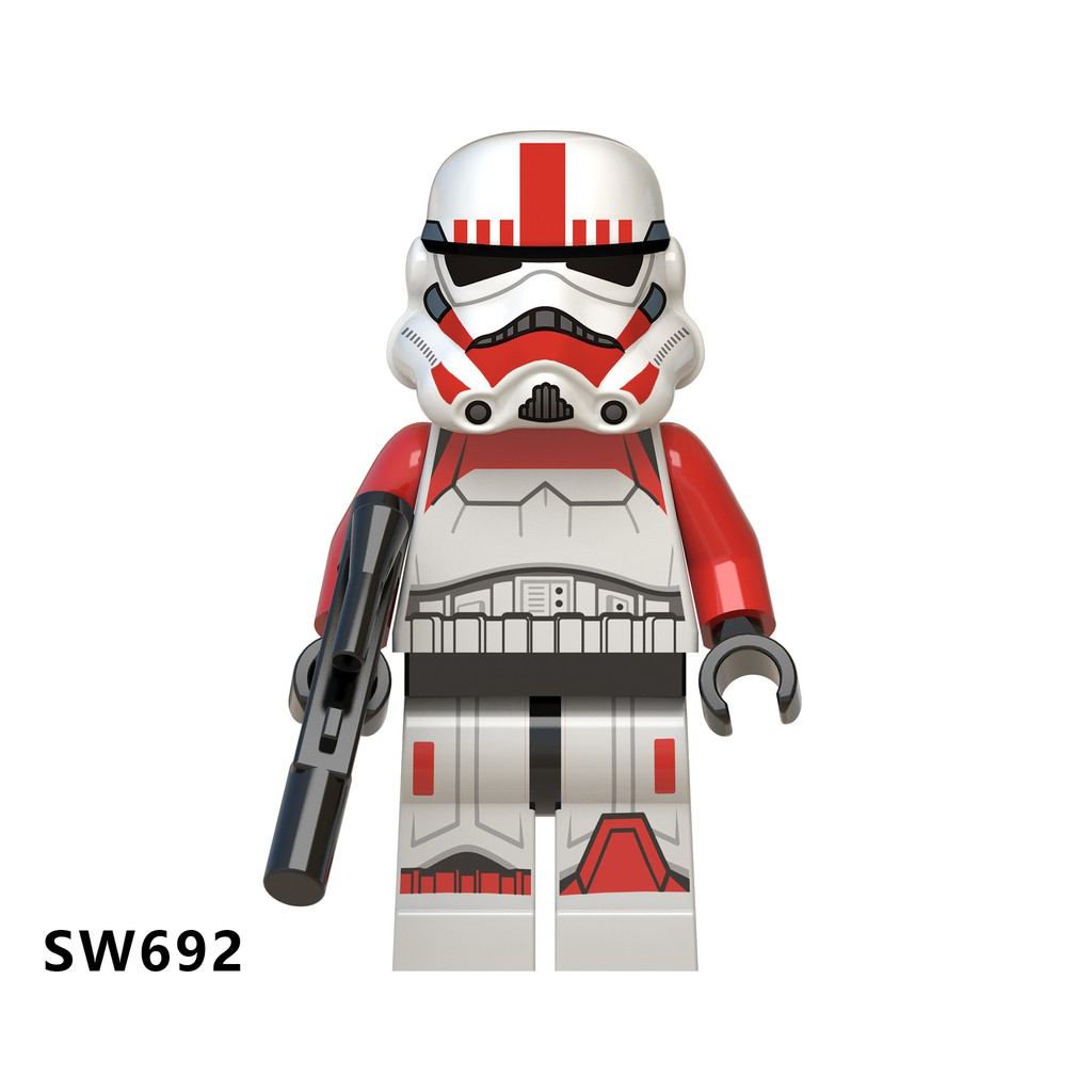 Minifigures Các Nhân Vật Star Wars – MINI NON LEGO