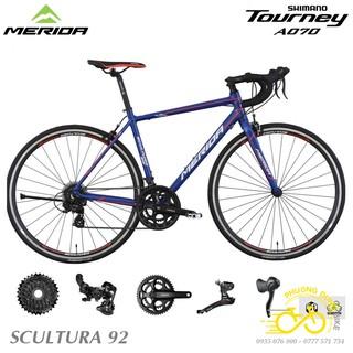 Xe đạp thể thao MERIDA SCULTURA 92 2x7 Speed thumbnail