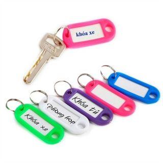 Thẻ ghi nhớ, đánh dấu chìa khóa, vali thumbnail
