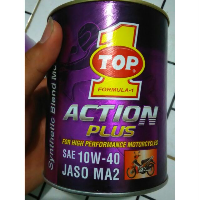 Top 1 Astion plus 10W40 0.8 lít - 13604325 , 643349364 , 322_643349364 , 110000 , Top-1-Astion-plus-10W40-0.8-lit-322_643349364 , shopee.vn , Top 1 Astion plus 10W40 0.8 lít