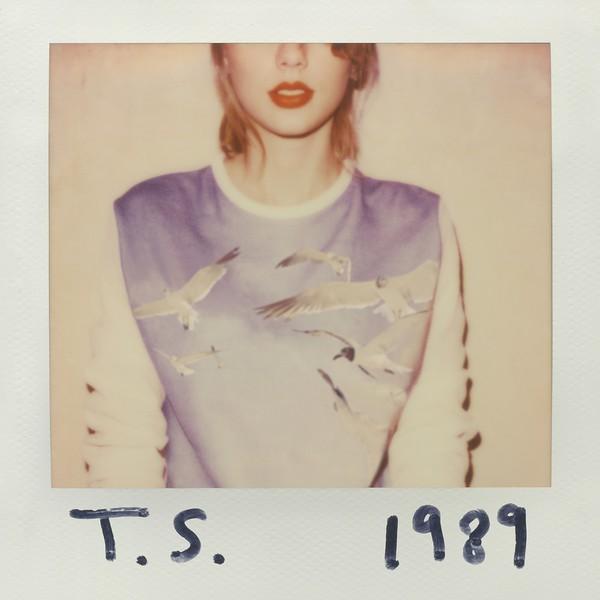 Taylor Swift - 1989 (Standard ) - Tặng kèm 13 Polaroids