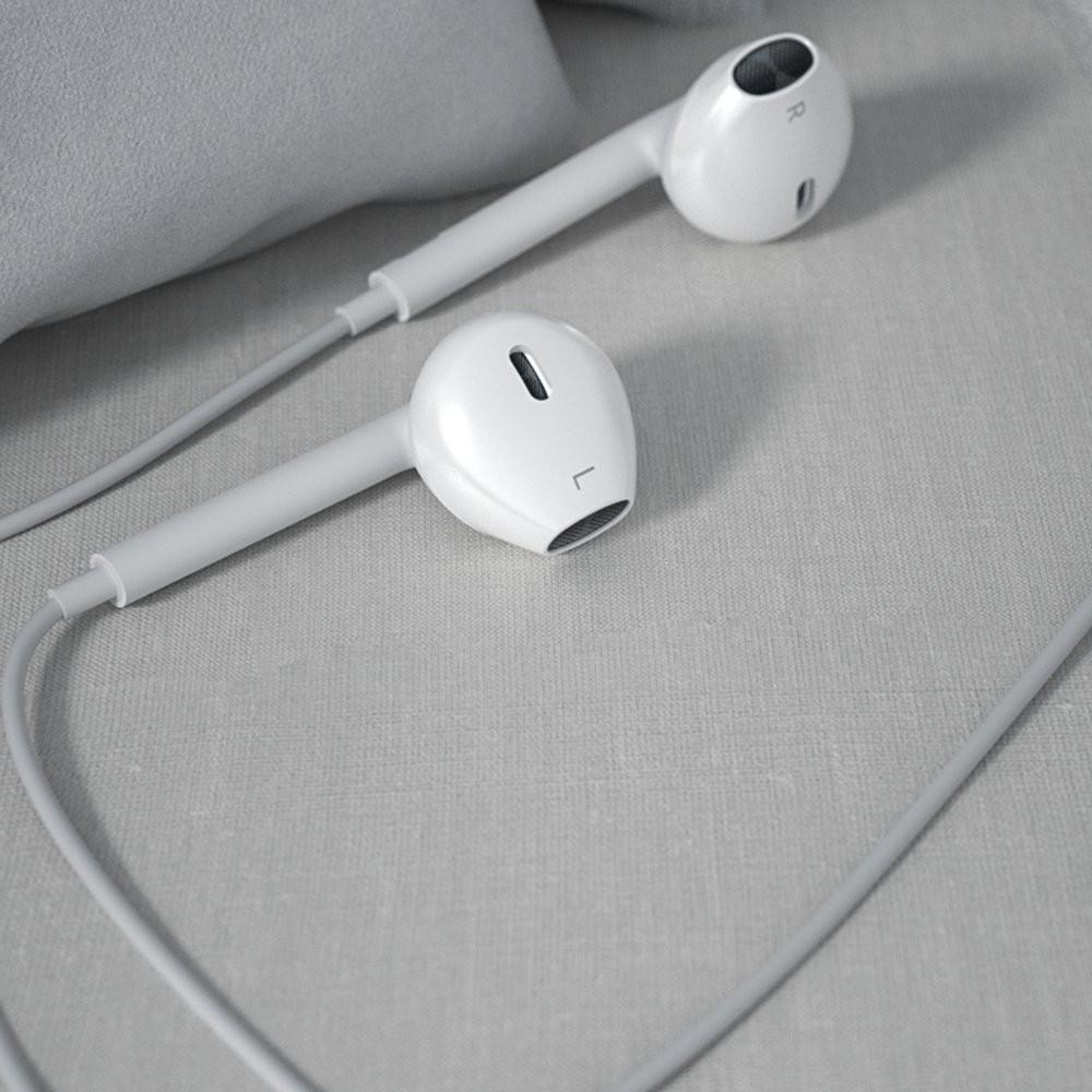 Tai nghe có dây Rockspace  ES06 chuẩn cắm lightning dành cho iphone 7 trở lên