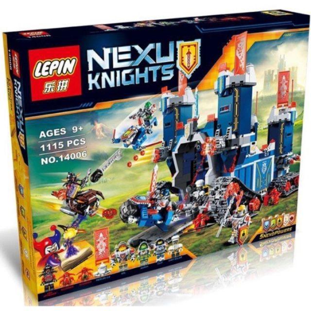 Lắp ráp Nexo knights 14006 - pháo đài khổng lồ kiên cố của các hiệp sỹ - 14527640 , 1730233979 , 322_1730233979 , 690000 , Lap-rap-Nexo-knights-14006-phao-dai-khong-lo-kien-co-cua-cac-hiep-sy-322_1730233979 , shopee.vn , Lắp ráp Nexo knights 14006 - pháo đài khổng lồ kiên cố của các hiệp sỹ
