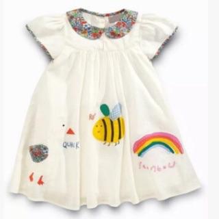 Váy Next trắng xoè