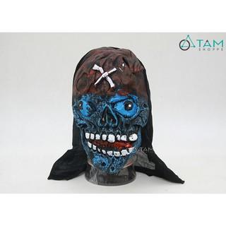 Mặt nạ cướp biển Zoombie Halloween số 18 TTTM
