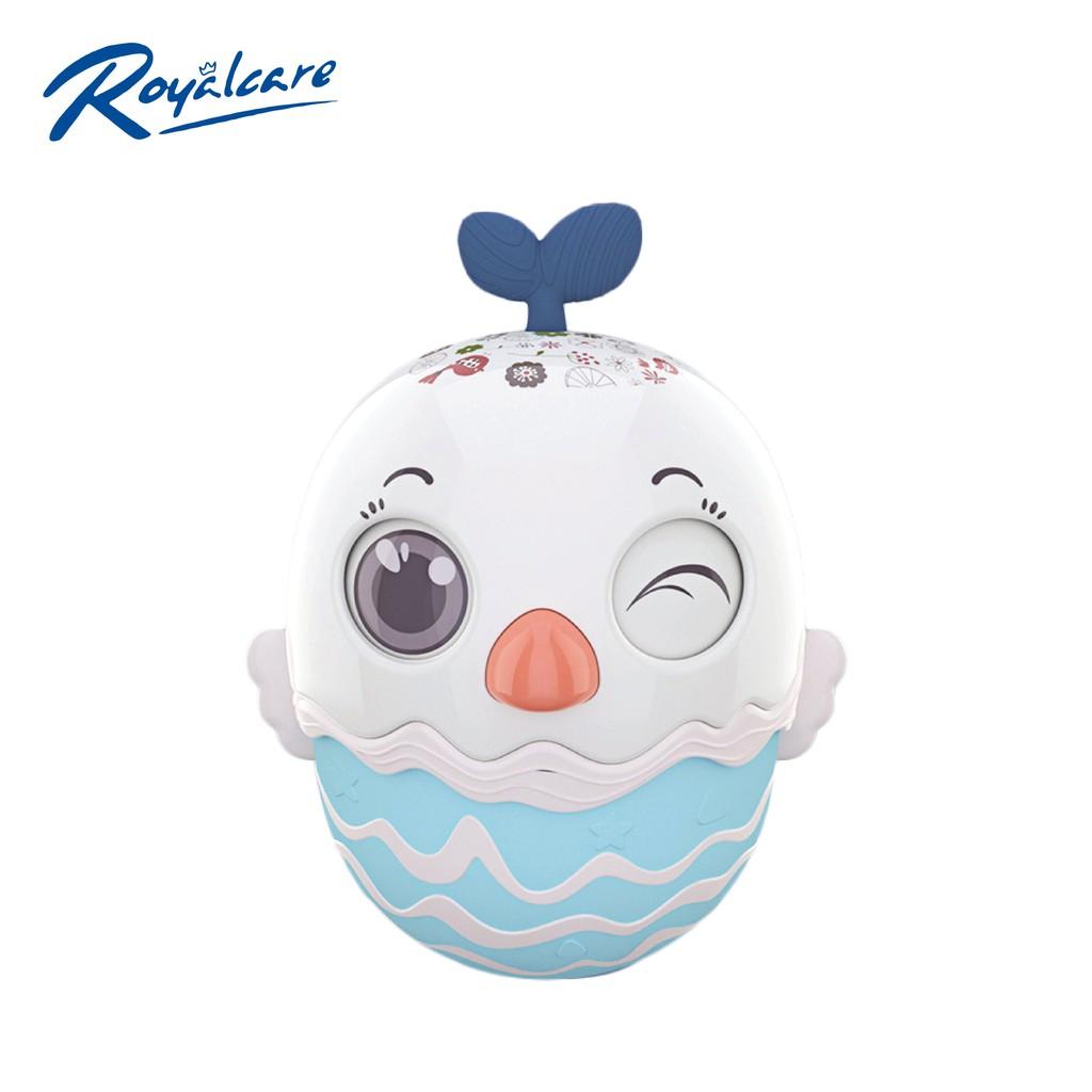 Đồ chơi lật đật cho bé hình quả trứng dễ thương kêu leng keng Royalcare 0820-RC-822-222 – đồ decor trang trí phòng bé