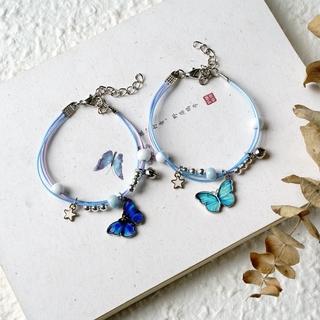 Yêu ThíchVòng tay thiết kế mặt dây hình bướm thời trang xinh xắn cho nữ
