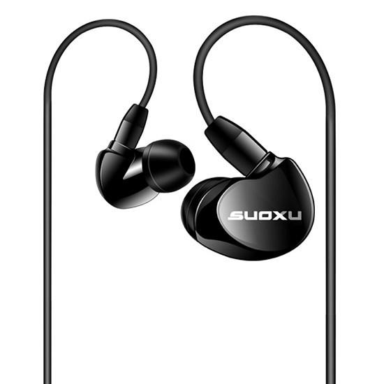 Tai nghe nhét tai thể thao Suoxu Stereo SX538