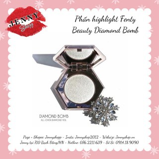 PHẤN NHŨ BẮT SÁNG HIGHLIGHT FENTY BEAUTY DIAMOND BOMB ALL-OVER DIAMOND VEIL thumbnail