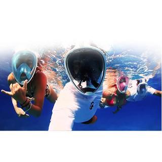 Bộ kính lặn kèm ông thở , van chống nước 1 chiều , mặt nạ lặn biển , kính bơi