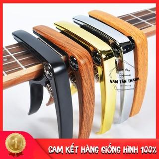 Yêu ThíchCapo Guitar Cao Cấp [ TẶNG PICK FENDER ] Acoustic 2 chức năng CP03