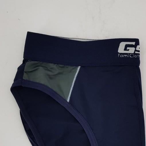Quần Tam Giác Thun Lạnh Lưng (Màu Xanh ) - G9