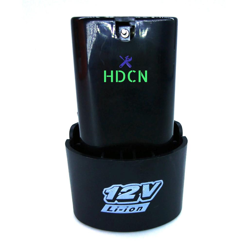 Pin 12V 1500 mAh cho máy khoan, máy vặn vít cầ