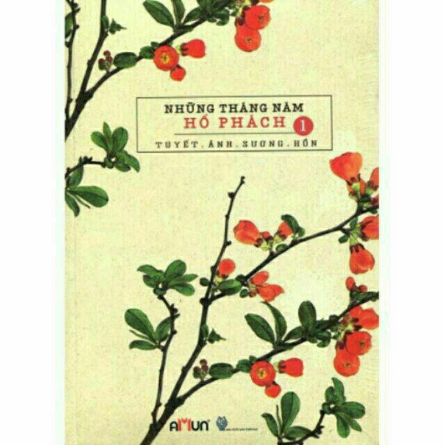 (Sách Thật) Những Tháng Năm Hổ Phách(Trọn Bộ 2 Tập)