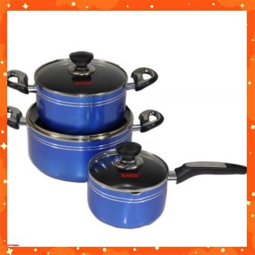 [SIÊU TIẾT KIỆM] Nơi bán Bộ nồi inox, xoong nấu chất lượng inox Tianxi TP03E