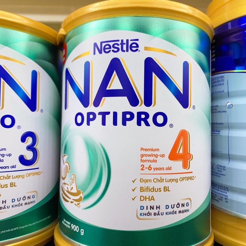 Sữa bột Nan Thuỵ Sĩ 800gram- Đủ số